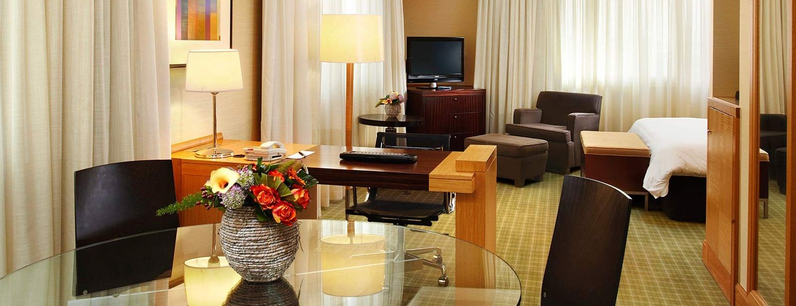 Junior Suite - Sheraton Brussels Airport Hotel